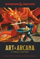 Dungeons and Dragons Art and Arcana: A Visual History Pdf Book