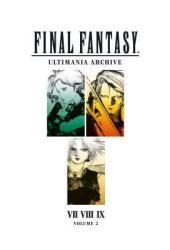 Final Fantasy Ultimania Archive Volume 2 Pdf Book