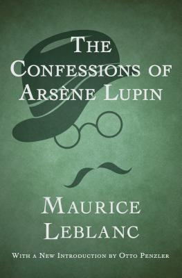 The Confessions of Ars�ne Lupin