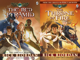 The Kane Chronicles Book (2 Book Series)