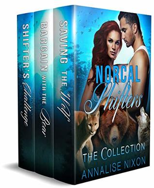 Norcal Shifters: The Collection Books 1-3