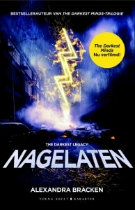 Nagelaten (EN: The Darkest Legacy) Boek omslag