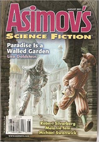 Asimov's Science Fiction, August 2011