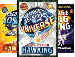 George's Secret Key (5 Book Series)