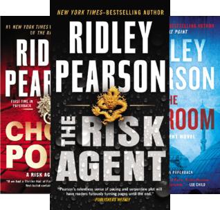 A Risk Agent Novel Series (4 Book Series)