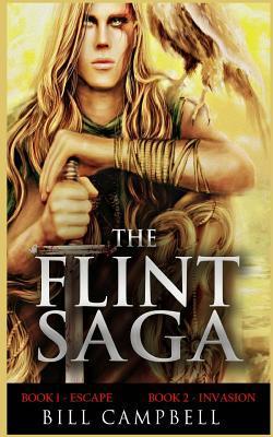 Epic Fantasy Adventure: The Flint Saga - Books 1 and 2