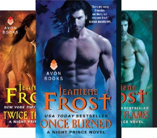 Night Prince (4 Book Series)