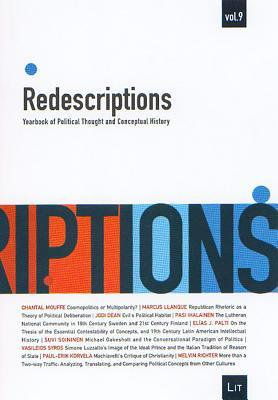 Redescriptions: Yearbook of Political Thought and Conceptual History, Vol. 9
