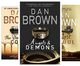 Robert Langdon (4 Book Series)