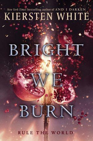 Bright We Burn (The Conqueror's Saga, #3) Book Pdf ePub