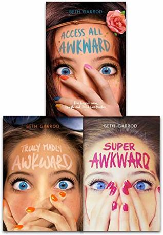 Beth Garrod Awkward Series Collection 3 Books Set