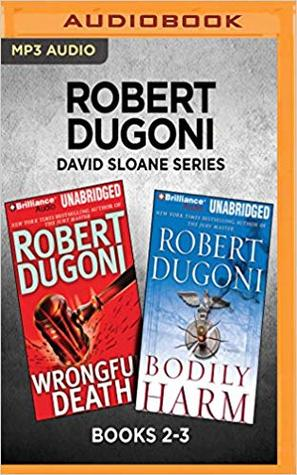 David Sloane Audio Boxed Set, #2-3 (David Sloane, #2-3)