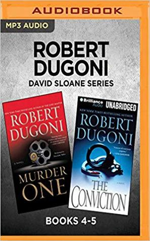 David Sloane Audio Boxed Set, #4-5 (David Sloane, #4-5)