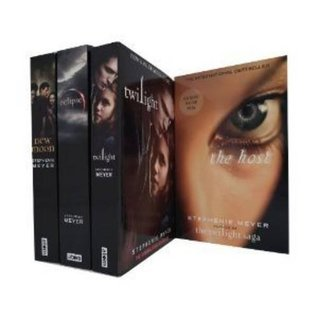 Stephenie Meyer Twilight Saga Collection: WITH Twilight AND Eclipse AND New Moon AND the Host