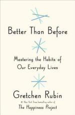 Better than before (Gretchen Rubin)
