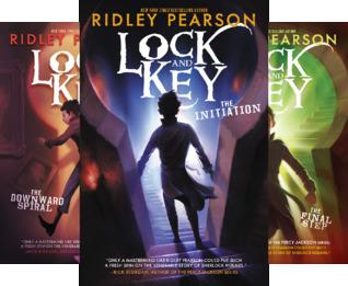 Lock and Key (3 Book Series)