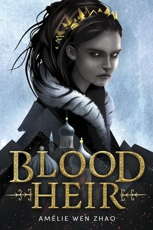 Blood Heir (Blood Heir Trilogy, #1)