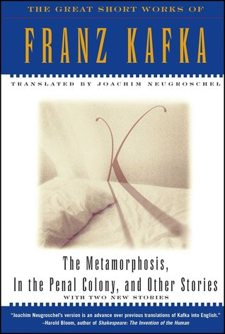 The Metamorphosis, In the Penal Colony, and Other Stories: The Great Short Works of Franz Kafka