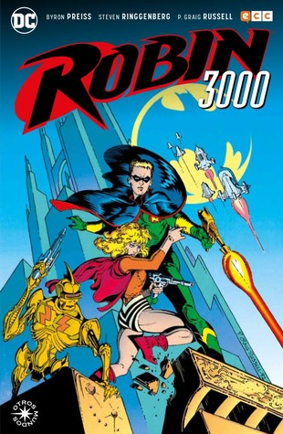Robin 3000 (Otros mundos: Robin 3000, #1-2)