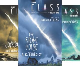 Class (3 Book Series)