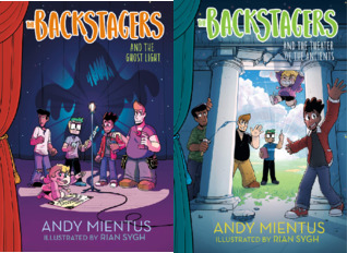 The Backstagers (2 Book Series)