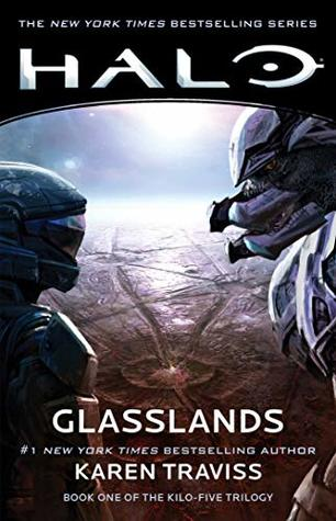 Halo: Glasslands: Book One of the Kilo-Five Trilogy
