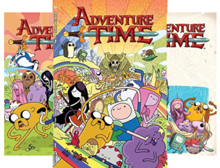 Adventure Time (Collections) (11 Book Series)