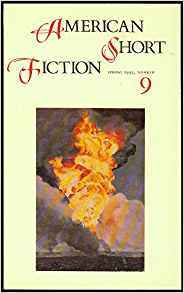 American Short Fiction (Volume 3, Issue 9, Spring 1993)