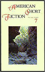 American Short Fiction (Volume 2, Issue 7, Fall 1992)