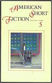 American Short Fiction (Volume 2, Issue 5, spring 1992)