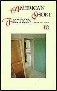 American Short Fiction (Volume 3, Issue 10, Summer 1993)