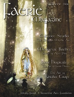 Faerie Magazine, Winter 2006 #8