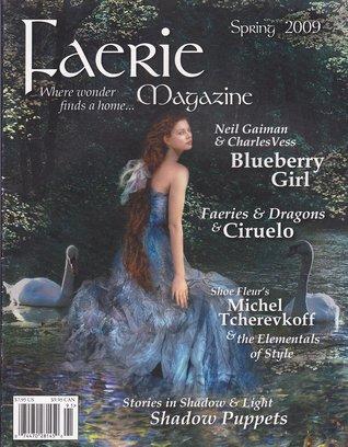 Faerie Magazine, Spring 2009 #17