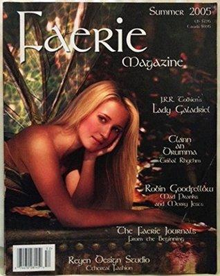Faerie Magazine, Summer 2005 #2