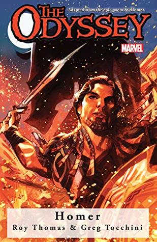 Marvel Illustrated: The Odyssey (Marvel Illustrated: The Odyssey (2008-2009))
