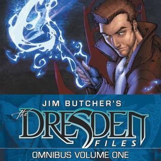 Jim Butcher's The Dresden Files Omnibus (Omnibuses) (2 Book Series)