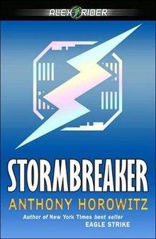 Stormbreaker (Alex Rider, #1)