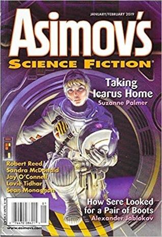 Asimov's Science Fiction Magazine January/February 2019