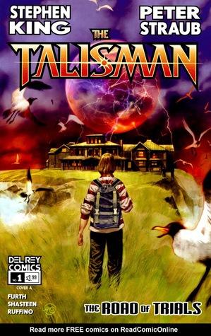 The Talisman: The Road of Trials #1