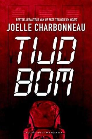 Tijdbom – Joelle Charbonneau