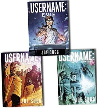 Joe Sugg Username 3 Books Collection Pack Set