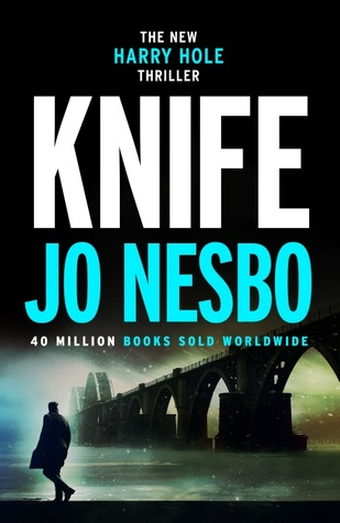 Knife (Harry Hole, #12)