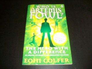 Artemis Fowl promotional book