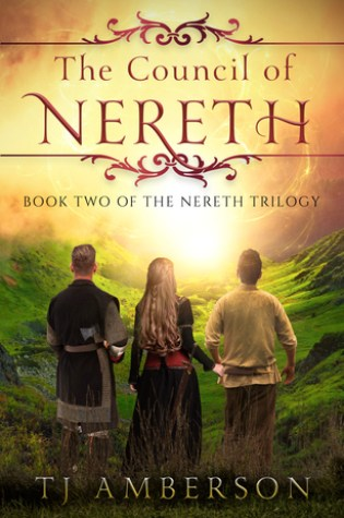 BOOK BLITZ: THE COUNCIL OF NERETH by T.J. Amberson