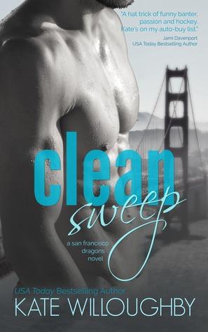 Clean Sweep (San Francisco Dragons, #1)