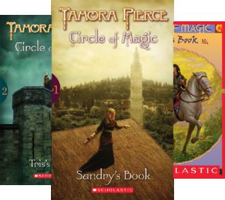Circle Of Magic (4 Book Series)