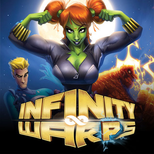 Infinity Wars: Infinity Warps (2018) (Issues) (2 Book Series)