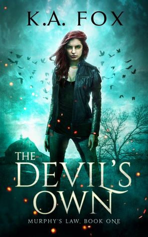 Recensie: The Devil's own ( Murphy's law #1 ) van K.A. Fox