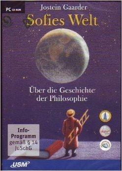 Sofies Welt - Ãœber die Geschichte der Philosopie - PC-CD-ROM - Win98/ME/2000/XP