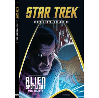 Alien Spotlight Volume 2 (Star Trek Graphic Novel Collection Special, #5)